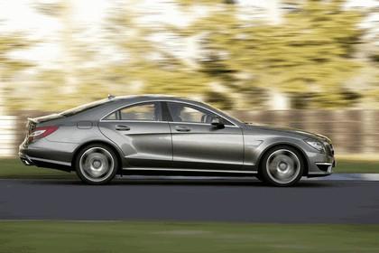 2011 Mercedes-Benz CLS63 AMG 7