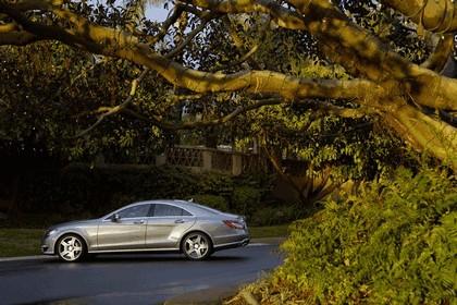 2011 Mercedes-Benz CLS63 AMG 9