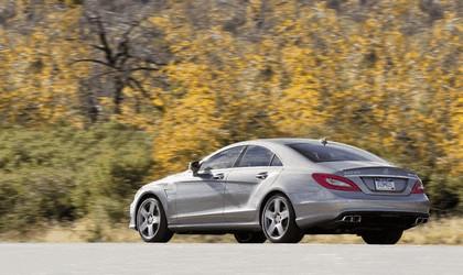 2011 Mercedes-Benz CLS63 AMG 10