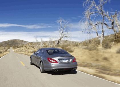 2011 Mercedes-Benz CLS63 AMG 13