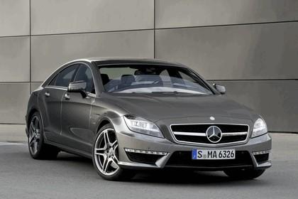 2011 Mercedes-Benz CLS63 AMG 18