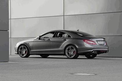 2011 Mercedes-Benz CLS63 AMG 20