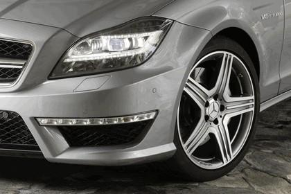 2011 Mercedes-Benz CLS63 AMG 22