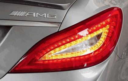 2011 Mercedes-Benz CLS63 AMG 27