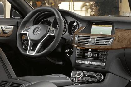 2011 Mercedes-Benz CLS63 AMG 35