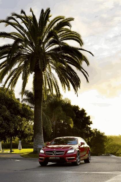 2011 Mercedes-Benz CLS63 AMG 52