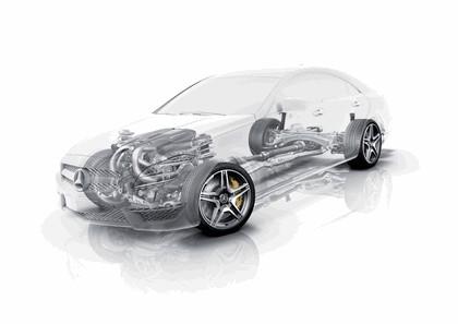 2011 Mercedes-Benz CLS63 AMG 61