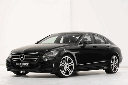 2011 Mercedes-Benz CLS by Brabus 1