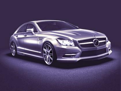 2011 Mercedes-Benz CLS by Carlsson 1