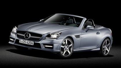2011 Mercedes-Benz SLK 350 ( R172 ) 1