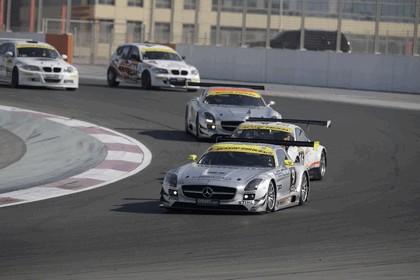 2011 Mercedes-Benz SLS AMG GT3 ( 24-hour Dubai ) 2