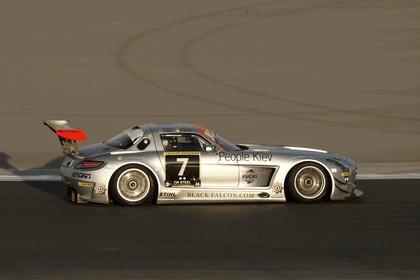 2011 Mercedes-Benz SLS AMG GT3 ( 24-hour Dubai ) 7