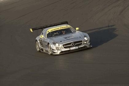 2011 Mercedes-Benz SLS AMG GT3 ( 24-hour Dubai ) 8