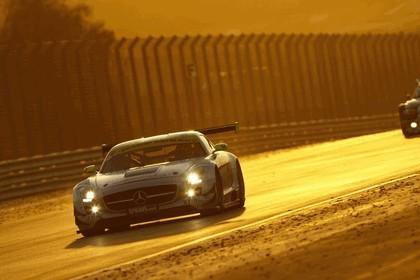 2011 Mercedes-Benz SLS AMG GT3 ( 24-hour Dubai ) 12