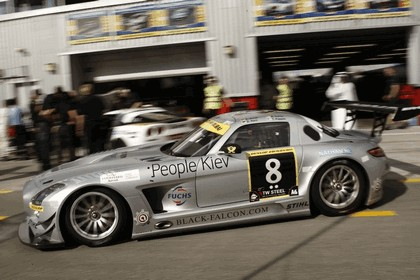 2011 Mercedes-Benz SLS AMG GT3 ( 24-hour Dubai ) 14