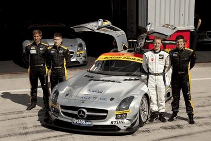 2011 Mercedes-Benz SLS AMG GT3 ( 24-hour Dubai ) 16