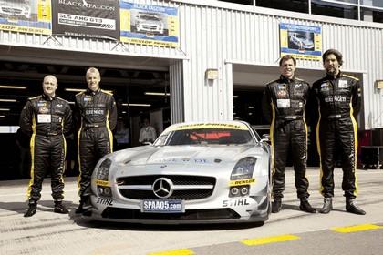 2011 Mercedes-Benz SLS AMG GT3 ( 24-hour Dubai ) 17