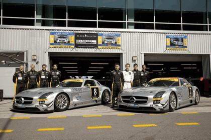 2011 Mercedes-Benz SLS AMG GT3 ( 24-hour Dubai ) 18