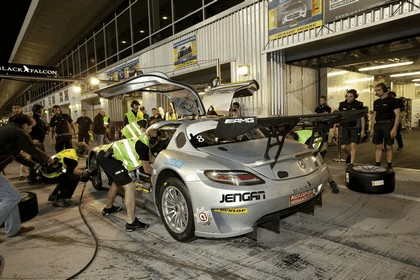 2011 Mercedes-Benz SLS AMG GT3 ( 24-hour Dubai ) 19