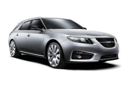 2011 Saab 9-5 Wagon 1