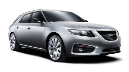 2011 Saab 9-5 Wagon 4