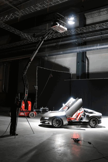 2011 Saab PhoeniX concept 25