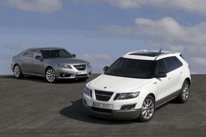 2011 Saab 9-4X 11