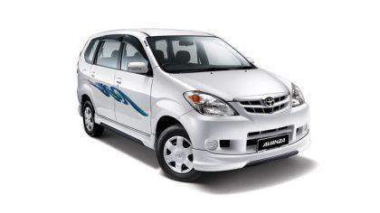 2011 Toyota Avanza 8