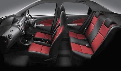 2011 Toyota Etios sedan 9