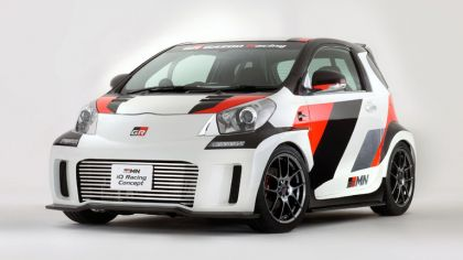 2011 Toyota IQ GRMN racing concept 2