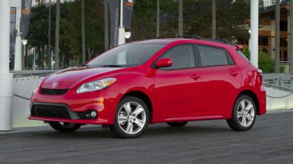 2011 Toyota Matrix 8
