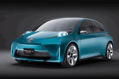 2011 Toyota Prius C concept 1