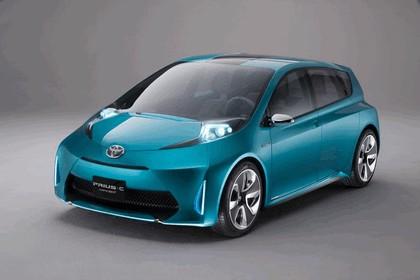 2011 Toyota Prius C concept 3