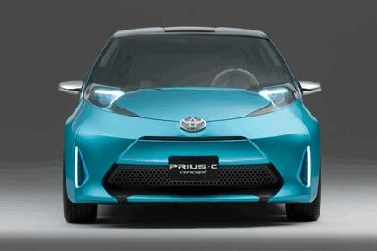 2011 Toyota Prius C concept 7
