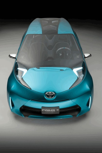 2011 Toyota Prius C concept 8