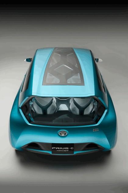 2011 Toyota Prius C concept 9