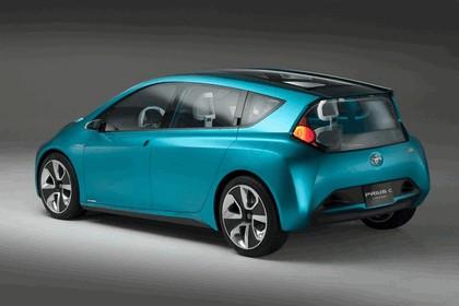 2011 Toyota Prius C concept 11