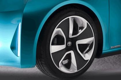 2011 Toyota Prius C concept 13