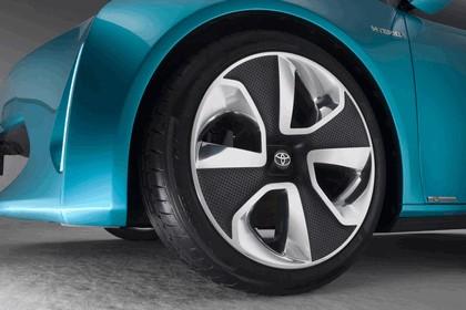2011 Toyota Prius C concept 14