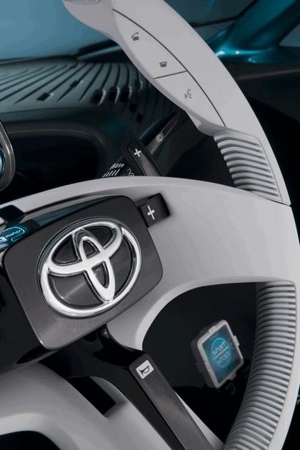 2011 Toyota Prius C concept 19