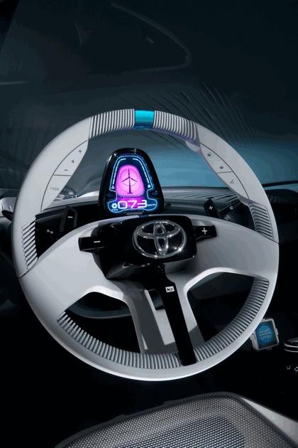 2011 Toyota Prius C concept 20
