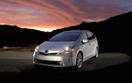 2011 Toyota Prius V hybrid 3