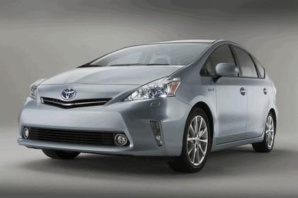 2011 Toyota Prius V hybrid 6