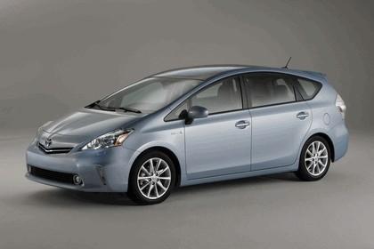 2011 Toyota Prius V hybrid 9