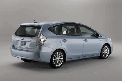 2011 Toyota Prius V hybrid 11