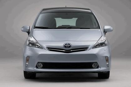 2011 Toyota Prius V hybrid 14