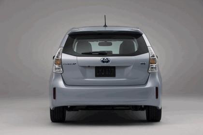 2011 Toyota Prius V hybrid 15
