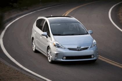 2011 Toyota Prius V hybrid 22