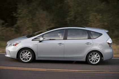 2011 Toyota Prius V hybrid 24