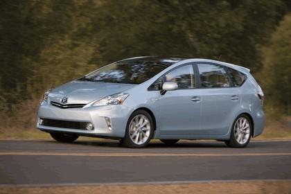 2011 Toyota Prius V hybrid 25